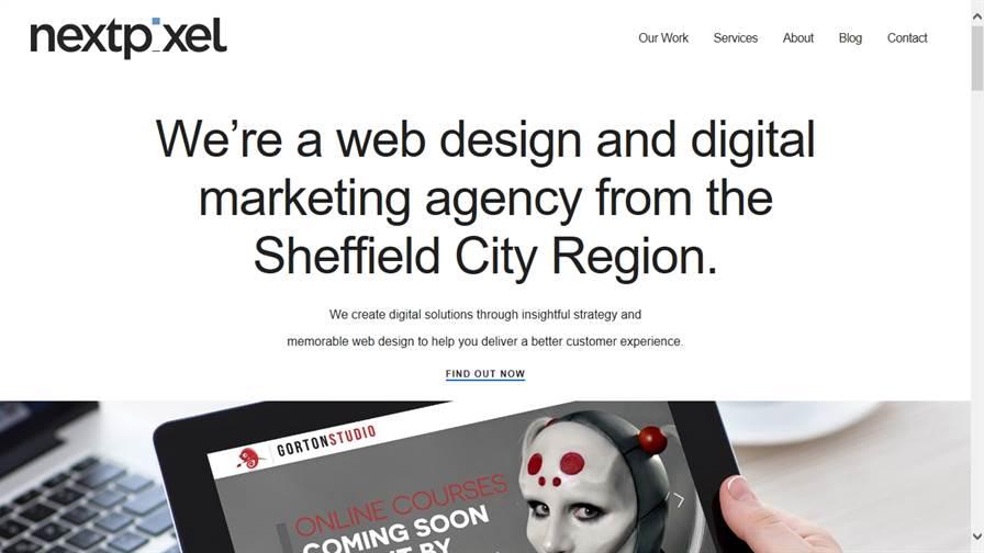 Next Pixel Web Design