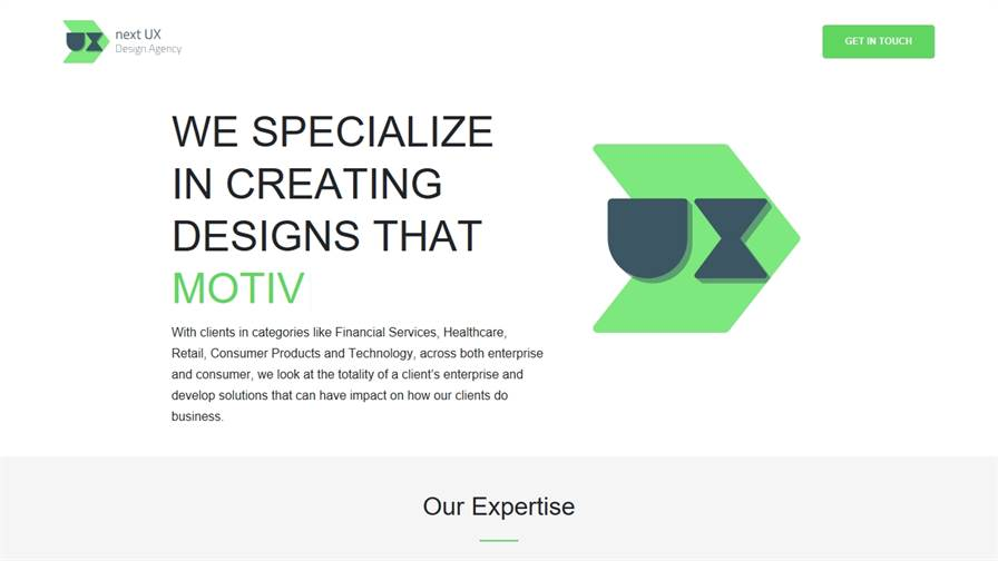 nextUX Design Agency