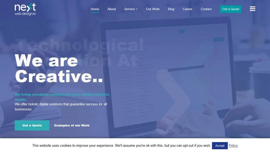 Next Web Design - Website & App Design Development & Digital Marketing Agency Dublin | Ireland