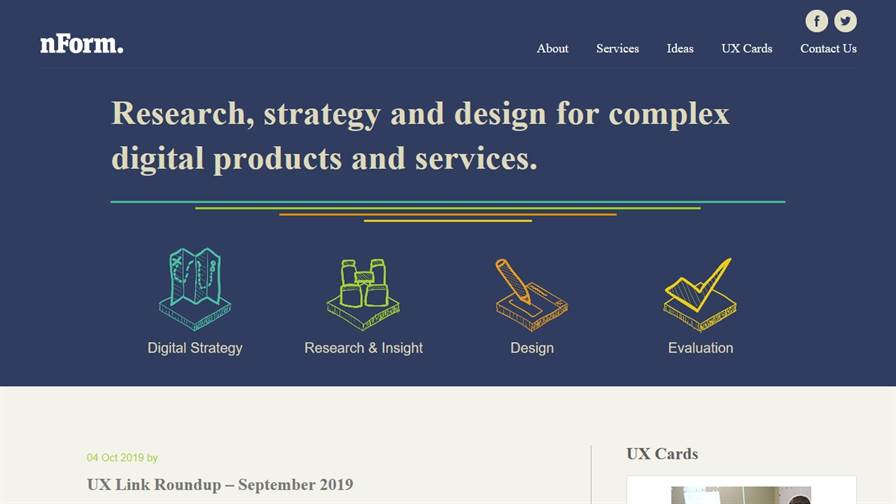 nForm User Experience Consulting Inc