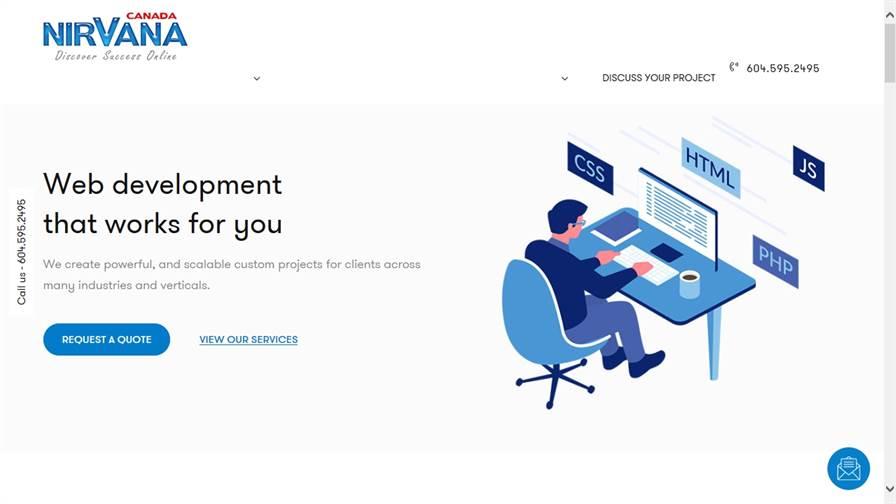 Delta Web Design Company
