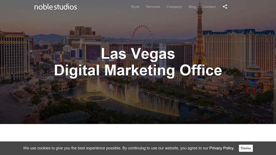 Noble Studios - Las Vegas Office