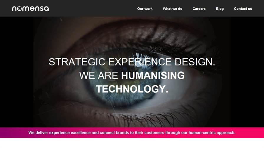 Nomensa - Strategic UX Design Agency