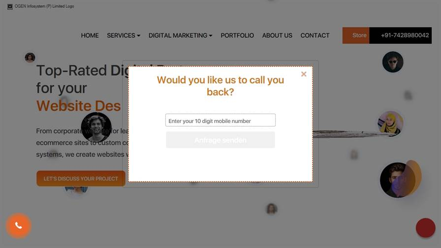 O GEN Infosystem Pvt Ltd - Website Designing Company in Delhi, India