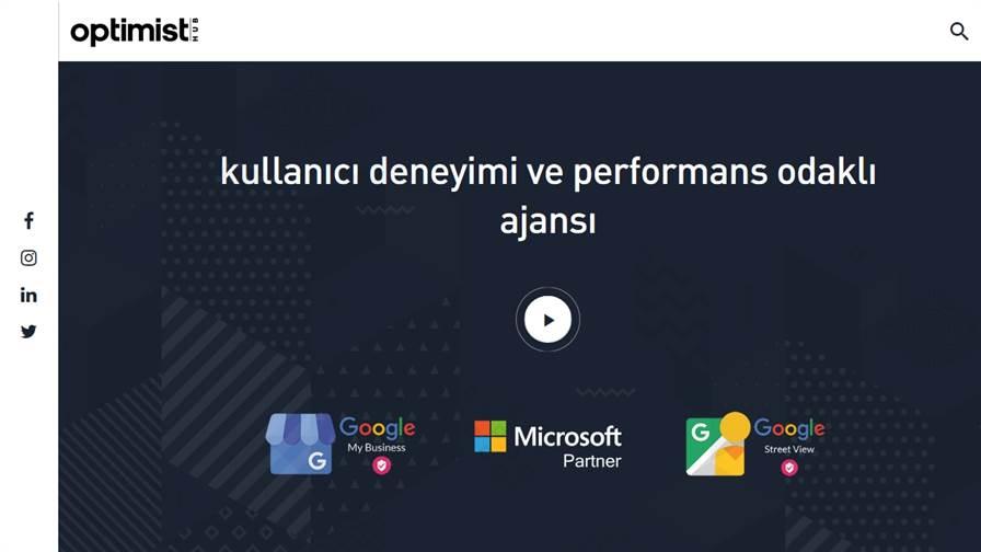 Optimist Hub | UI | UX | SEO | SEM | ADS | 360 Kreatif Dijital Ajans
