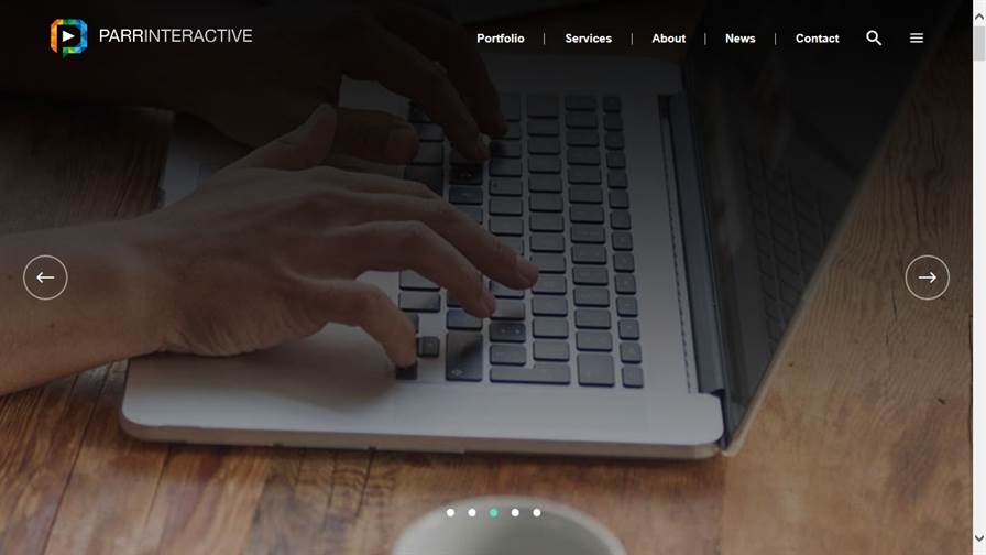 Parr Interactive: Web Design & Social Media Marketing