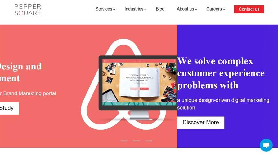 Pepper Square - UX Design Agency