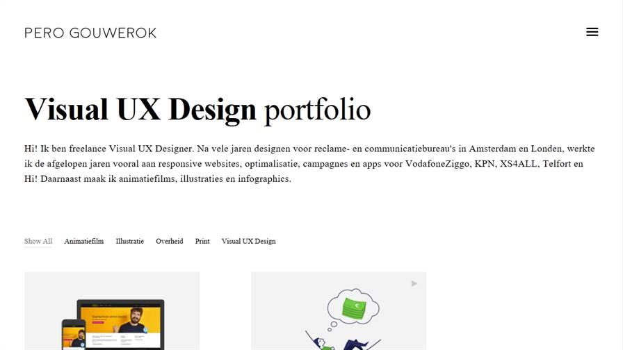 Pero Gouwerok - Design & Animation