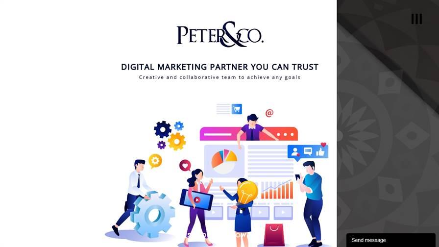 Peter&Co Digital Marketing Agency Bandung