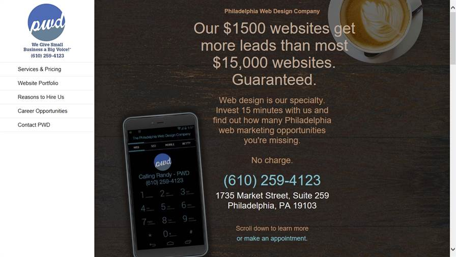 Philadelphia Web Design Company