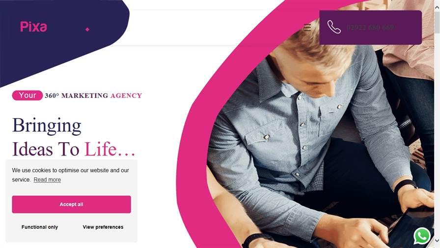 Pixafusion Marketing Agency