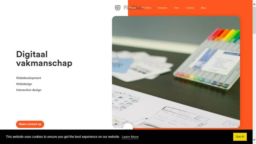 PixelDeluxe webdesign en webdevelopment