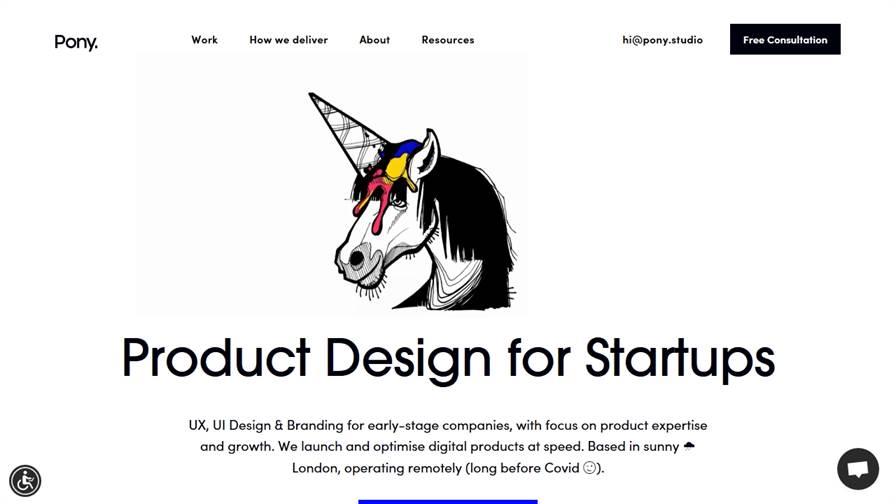 Pony - UX UI Design Studio