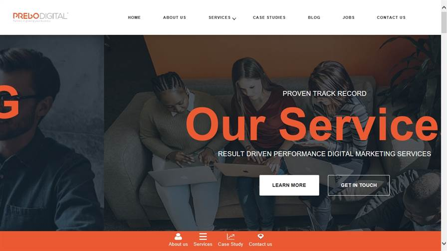 Prebo Digital Pty Ltd - Digital Marketing Agency Johannesburg