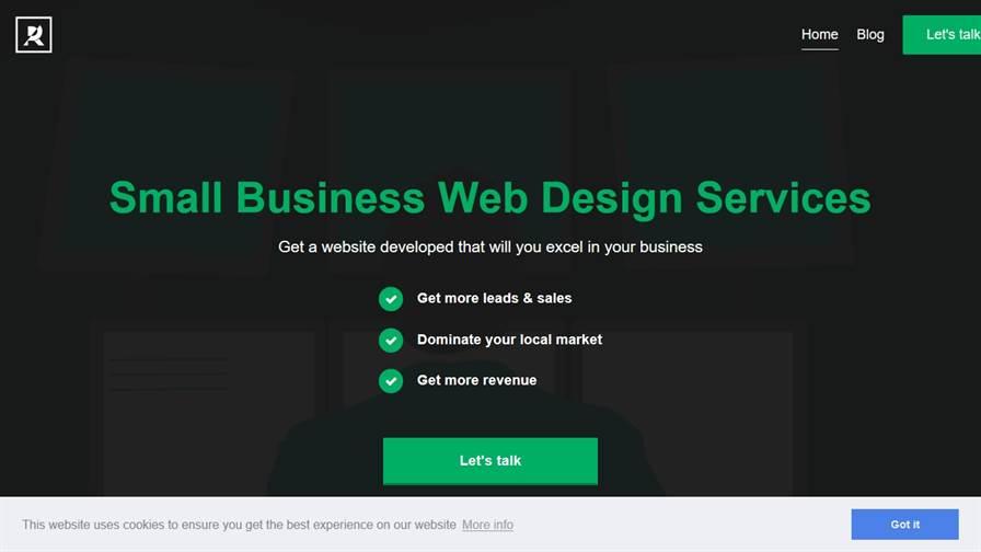 PROGMATIQ - web design and web development company