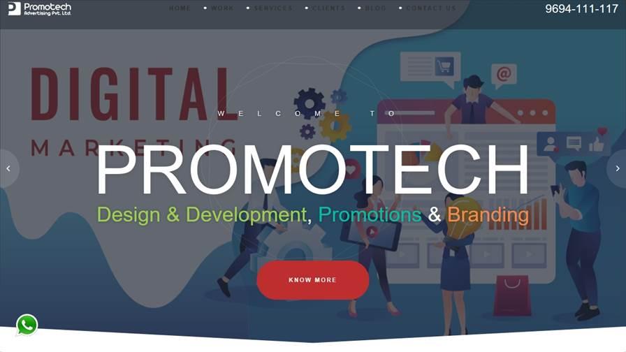 Promotech Advertising Pvt. Ltd.