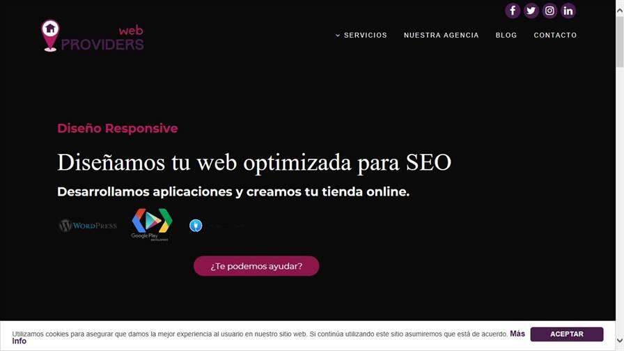 Posicionamiento Web ProvidersWeb