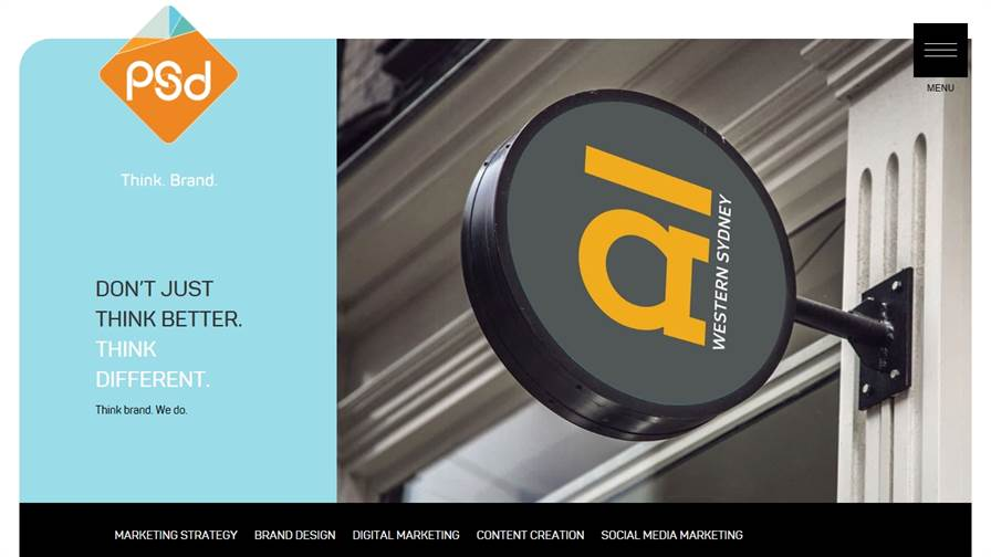 PSD Brand Design - Brand strategy, Brand Design, Website Design, Digital marketing