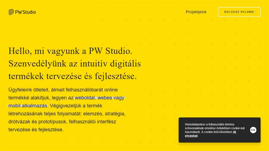 PW STUDIO KFT.