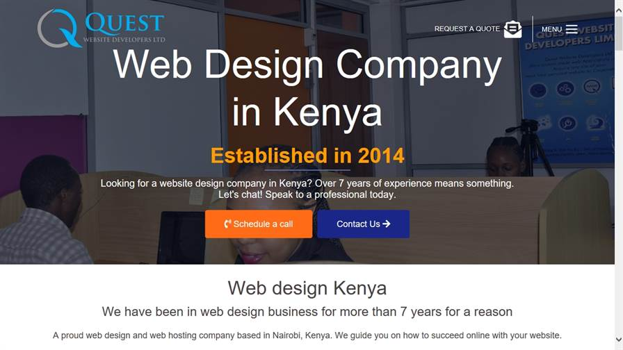 Quest Website Developers Ltd.