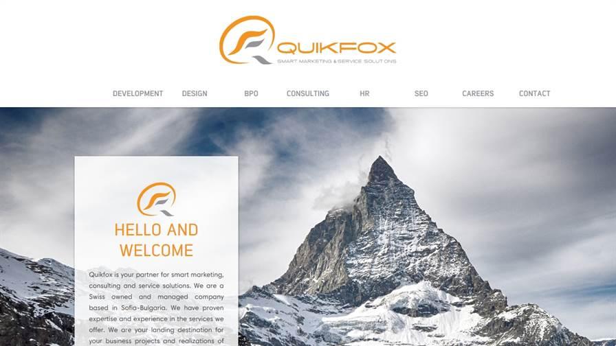 Quikfox Ltd.