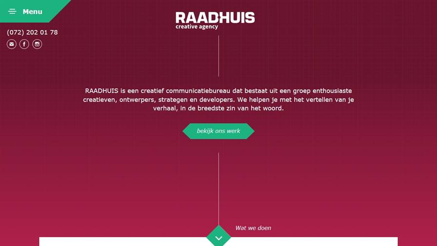RAADHUIS Creative Agency