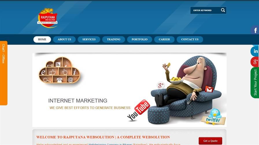 Rajputana Websolution