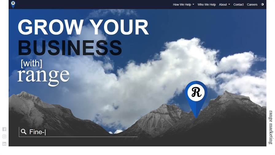 Range Marketing Web Design & SEO