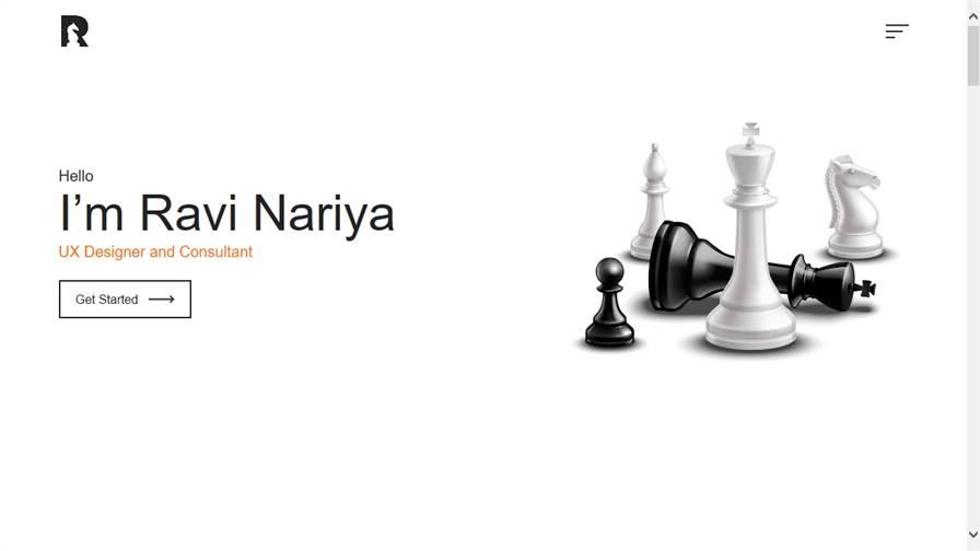 Ravi Nariya - UX Designer and Consultant