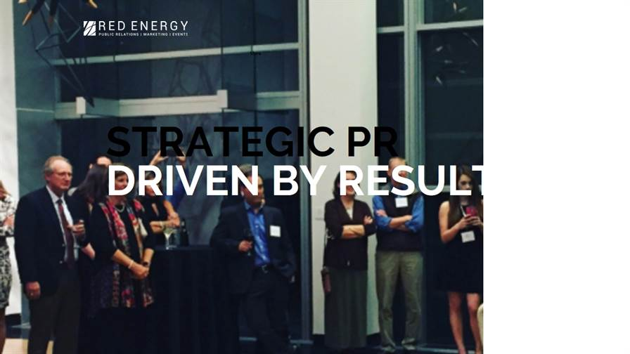 Red Energy Public Relations