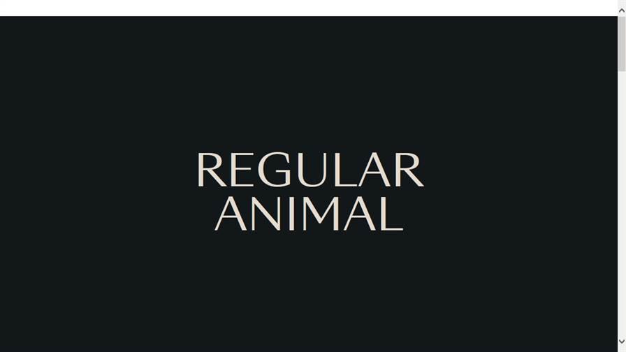 Regular Animal