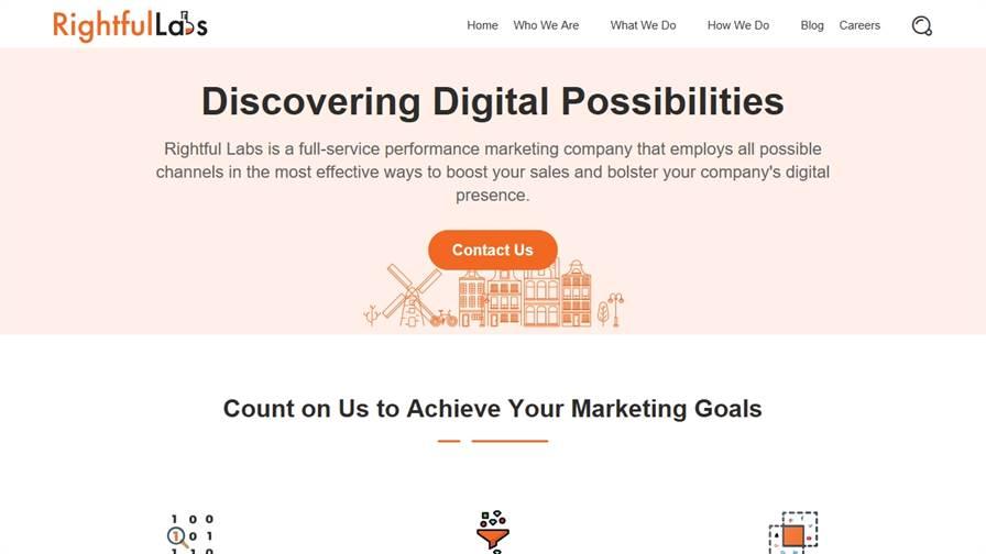 Rightful Labs - Digital Marketing Company Bhopal