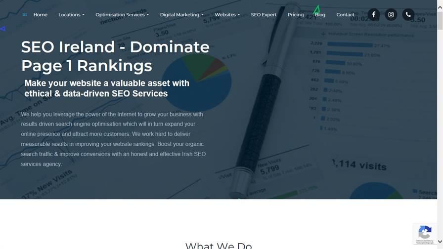 Riordan SEO Ireland - PPC & Digital Marketing Agency