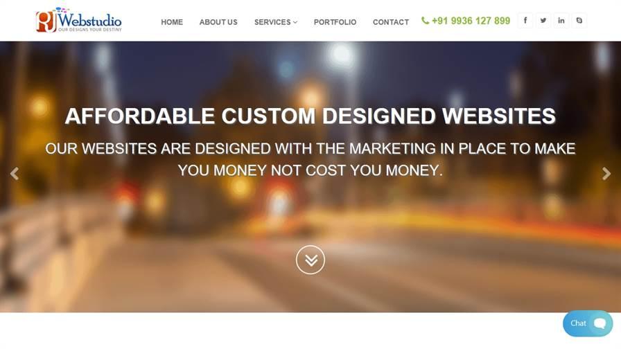 Vikas Mishra Web Designer