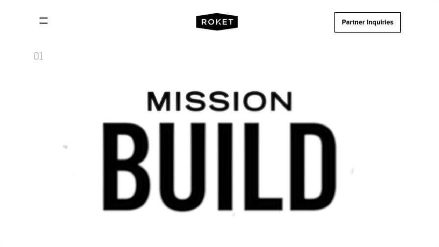 Roket—App Design & Development