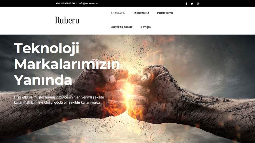 Ruberu İstanbul - Reklam Ajansı