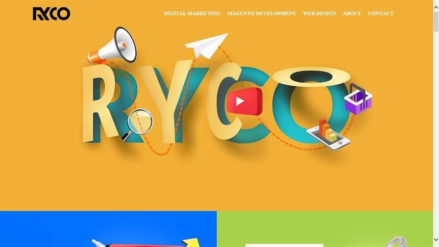 Ryco Marketing - Digital Marketing Agency Belfast | Magento Ecommerce Web Design | SEO Belfast