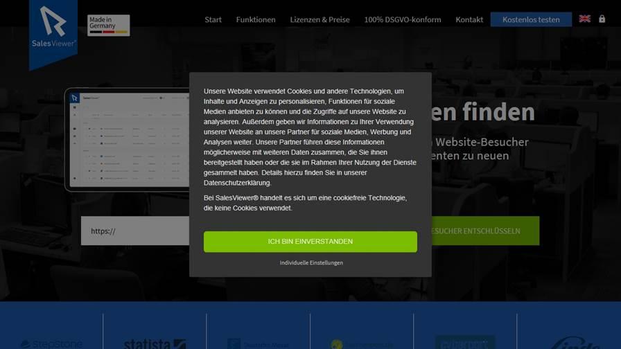 SalesViewer® GmbH