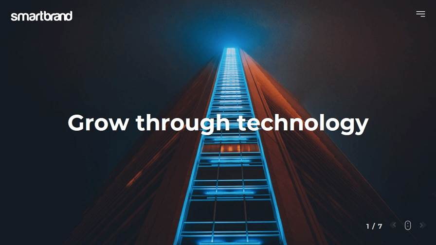 Smartbrand - A User-Centred Tech Marketing Company