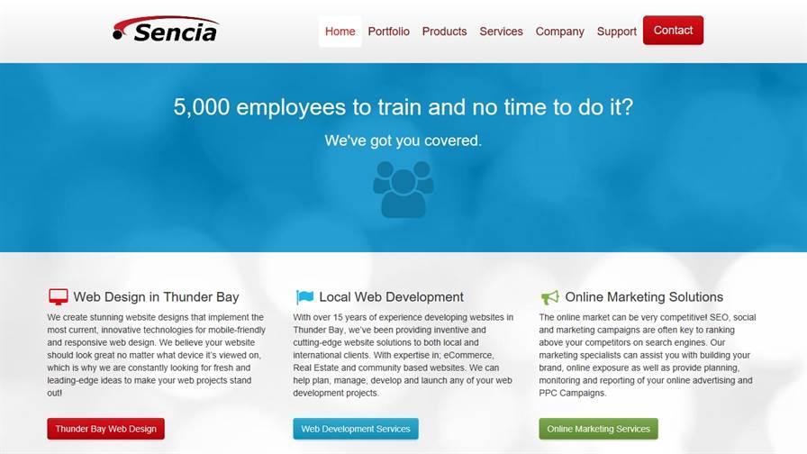 Sencia Canada Ltd
