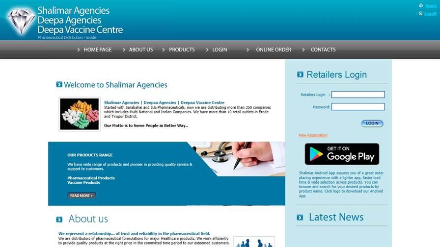 Shalimar Agencies