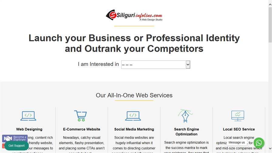 Siliguri Infoline Web Services