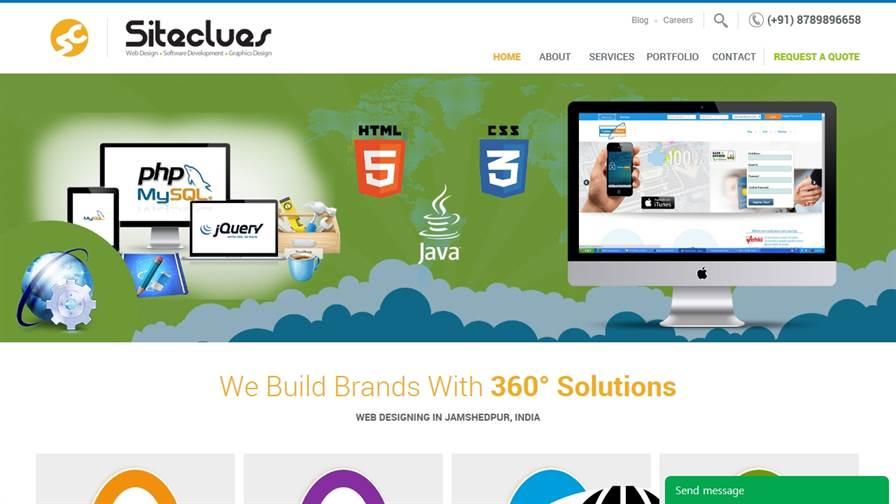 Siteclues -Best Software Company I Web Design Company I Best Digital Marketing Agency In Jamshedpur