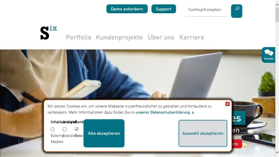 Six Offene Systeme GmbH
