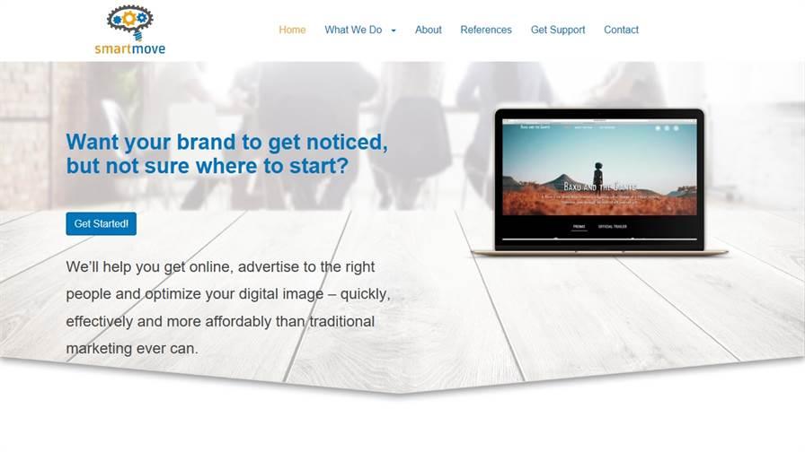 Smartmove Web Development cc