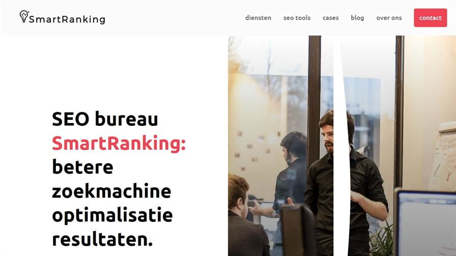 SmartRanking   SEO bureau