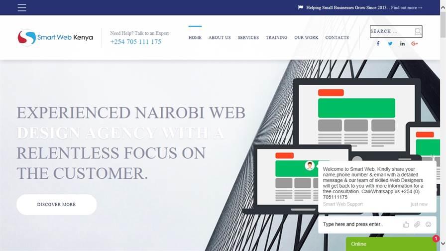 Smart web kenya