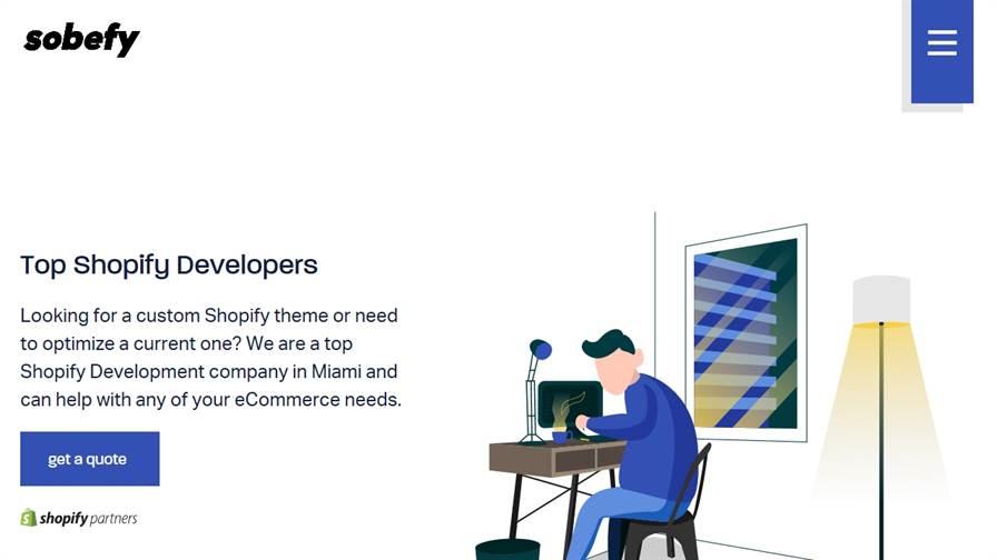 Sobefy E-Commerce Agency
