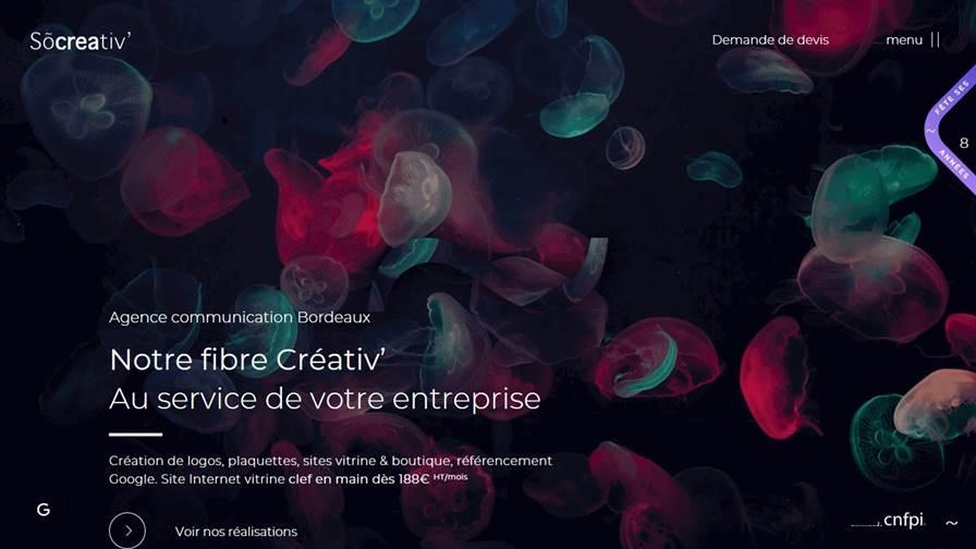 Socreativ   Agence web Bordeaux