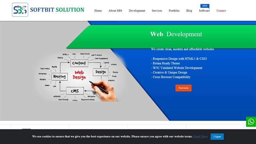 Softbit Solution Website Designing and Software development company